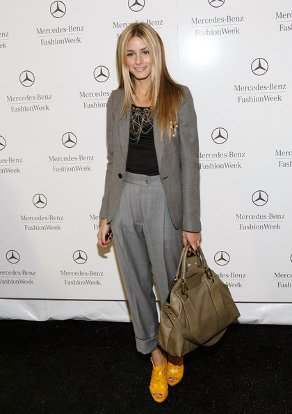 More Pics of Olivia Palermo Oversized Satchel (1 of 3) - Olivia Palermo Lookbook - StyleBistro
