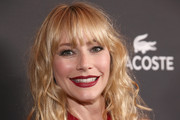 Meredith Monroe Long Wavy Cut with Bangs