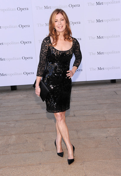 More Pics of Dana Delany Medium Wavy Cut (1 of 2) - Medium Wavy Cut Lookbook - StyleBistro