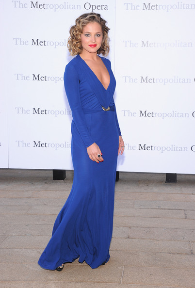 More Pics of Margarita Levieva Evening Dress (4 of 4) - Evening Dress Lookbook - StyleBistro