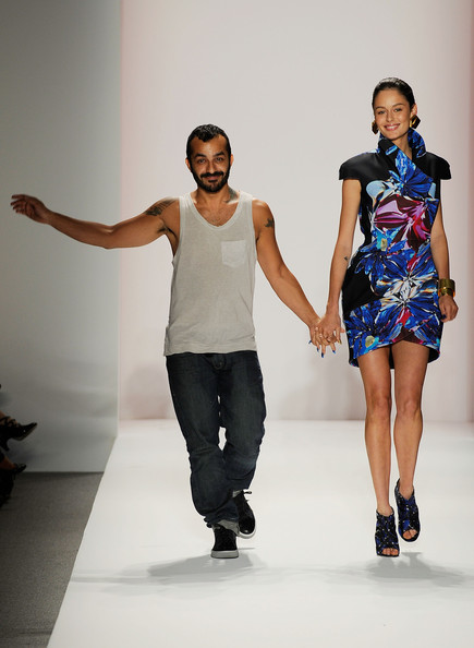 Designers at Mercedes-Benz Fashion Week Spring 2010