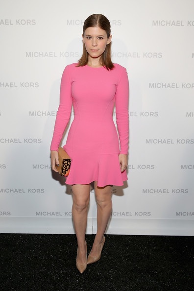Kate Mara at Michael Kors