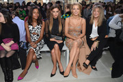 Celebrities Front-Row at New York Fashion Week