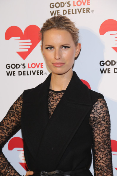 More Pics of Karolina Kurkova Cat Eyes (3 of 11) - Karolina Kurkova Lookbook - StyleBistro