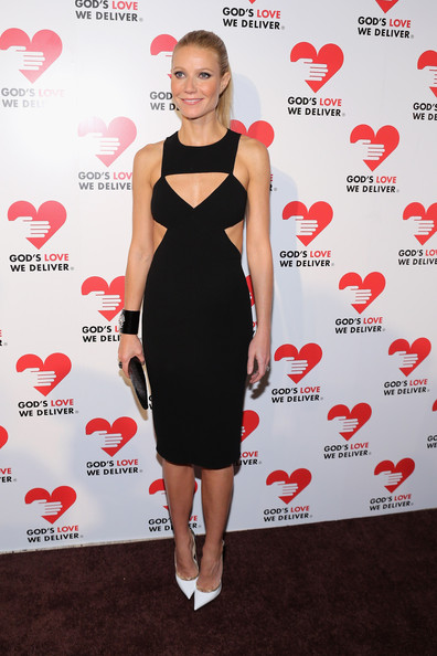 Gwyneth Paltrow in Michael Kors