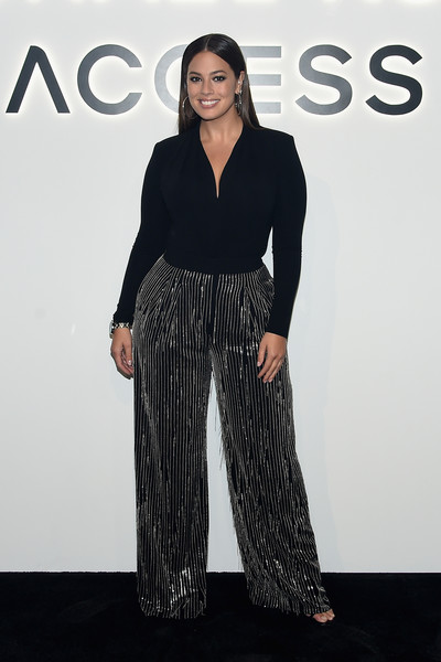 Ashley Graham at Michael Kors Access Smartwatches