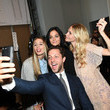 Derek Blasberg and Leigh Lezark