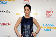 Michelle Borth Cocktail Dress