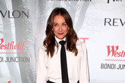 Michelle Bridges Button Down Shirt