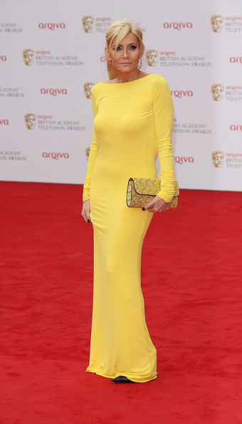 Michelle Collins Evening Dress