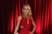 Michelle Hardwick Cutout Dress