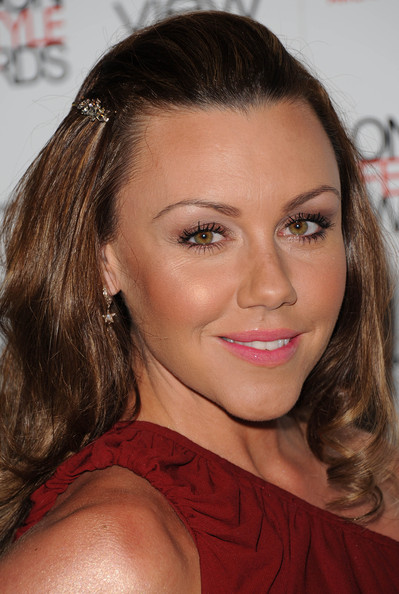 Michelle Heaton Half Up Half Down