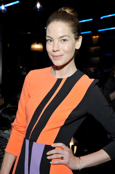 Michelle Monaghan Diamond Bracelet [women in film pre-oscar cocktail party,fashion,hairstyle,beauty,fashion model,fashion show,event,fashion design,haute couture,eighth annual women in film pre-oscar cocktail party,michelle monaghan,perrier-jouet - inside,cocktails,hyde sunset kitchen,tiffany co.,maxmara,bmw,mac cosmetics]