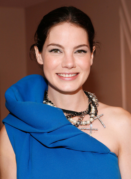 Michelle Monaghan Diamond Collar Necklace