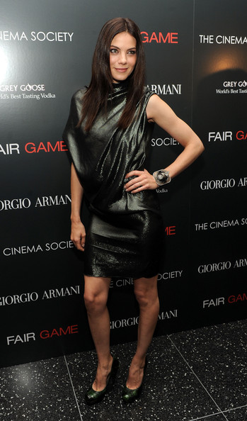 Michelle Monaghan Platform Pumps [the cinema society host a screening of ``fair game,fair game,arrivals,giorgio armani,michelle monaghan,screening,new york city,the museum of modern art,the cinema society]