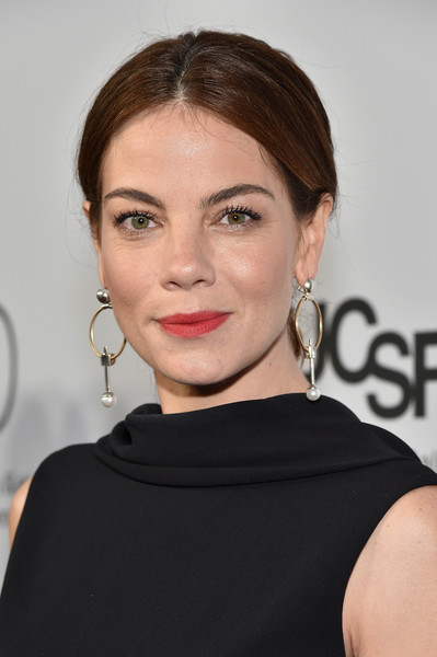 Michelle Monaghan Red Lipstick