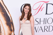 Michelle Monaghan Strapless Dress