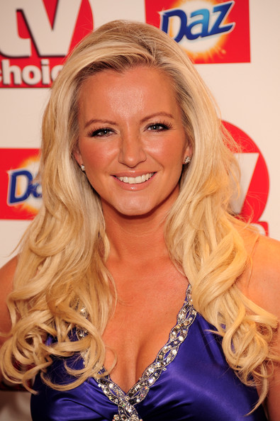 Michelle Mone Long Curls