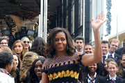 Michelle Obama Day Dress