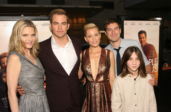 """Film Independent's 2012 Los Angeles Film Festival Premiere Of DreamWorks Pictures' """"People Like Us"""" - Red Carpet"""