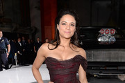 Michelle Rodriguez Corset Dress