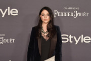Michelle Trachtenberg Evening Coat