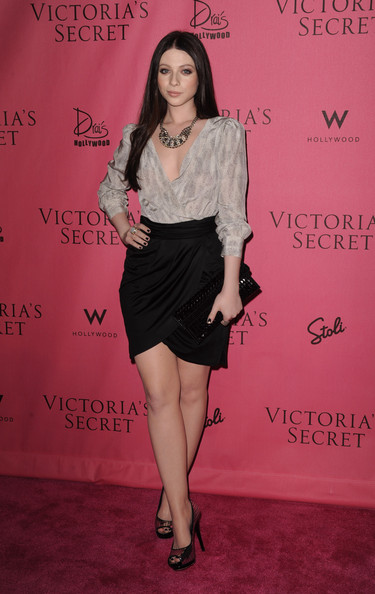 Michelle Trachtenberg Peep Toe Pumps