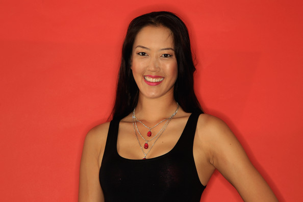Michelle Wie Layered Gemstone Necklace