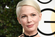 Michelle Williams Short Side Part