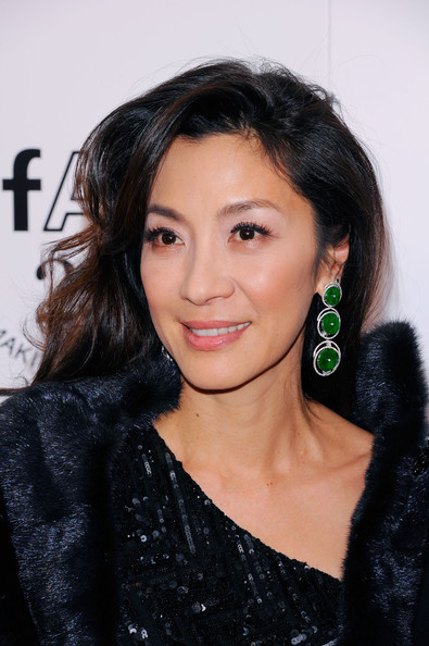 Michelle Yeoh Jewelry