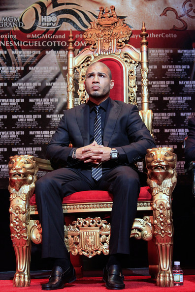 Miguel Cotto Men's Suit