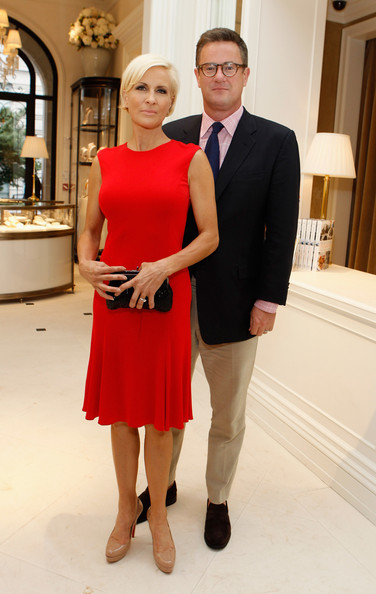 Mika Brzezinski Day Dress