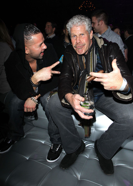 DIRECTV And Mark Cuban's HDNet Super Bowl Party - Inside