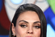 Mila Kunis Neutral Nail Polish