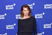 Milla Jovovich Cocktail Dress