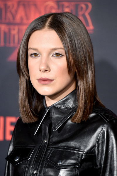 Millie Bobby Brown Mid-Length Bob