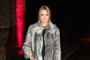 Millie Mackintosh Fur Coat