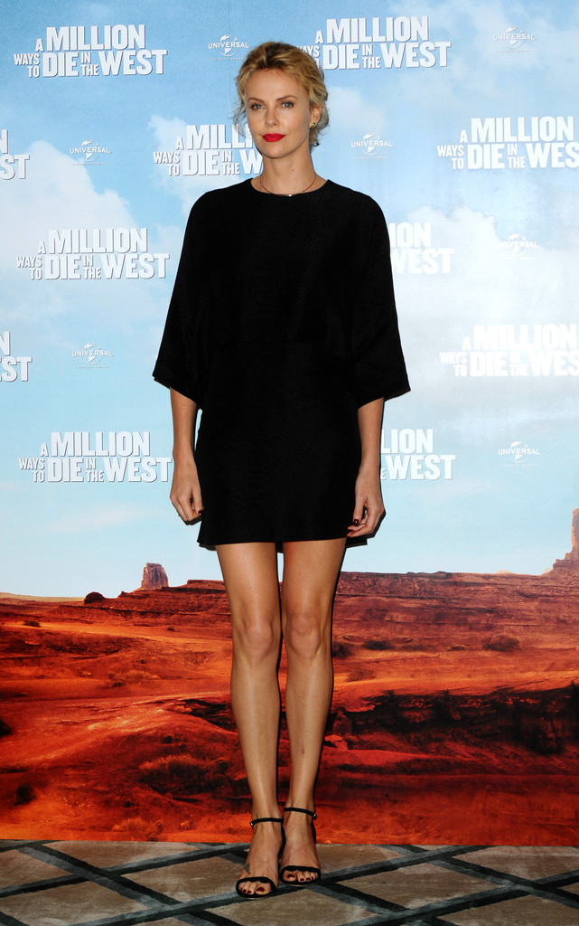 'A Million Ways to Die in the West' Photo Call