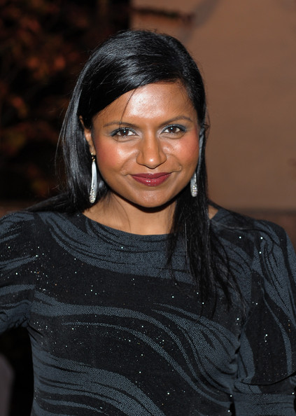 Mindy Kaling Sterling Dangle Earrings