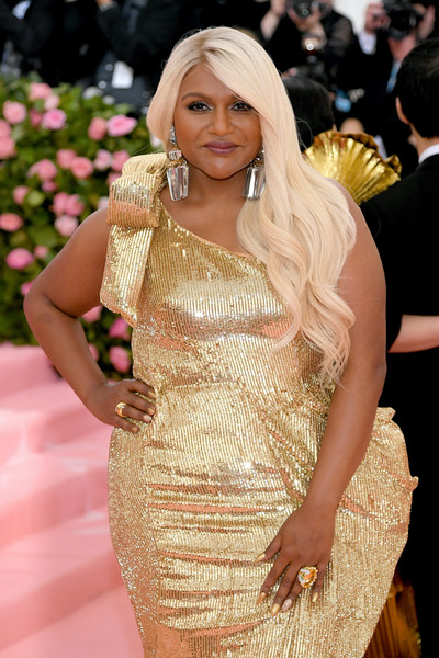 Mindy Kaling Statement Ring