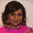 Mindy Kalin's short curls