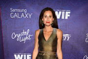 Minnie Driver Cocktail Dress