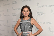 Minnie Driver Evening Dress