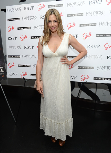 Mira Sorvino Maxi Dress