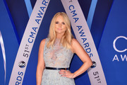Miranda Lambert Beaded Dress