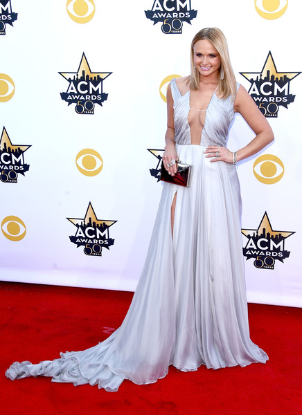 Miranda Lambert Evening Dress
