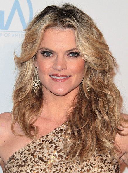 Missi Pyle Long Wavy Cut