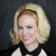 January Jones' Retro Flip