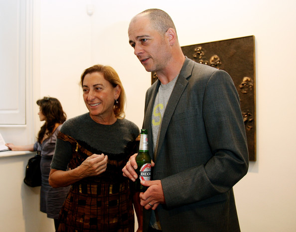 Jake And Dinos Chapman Opening At The ProjectB Gallery