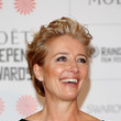 Emma Thompson's Messy-Chic Crop